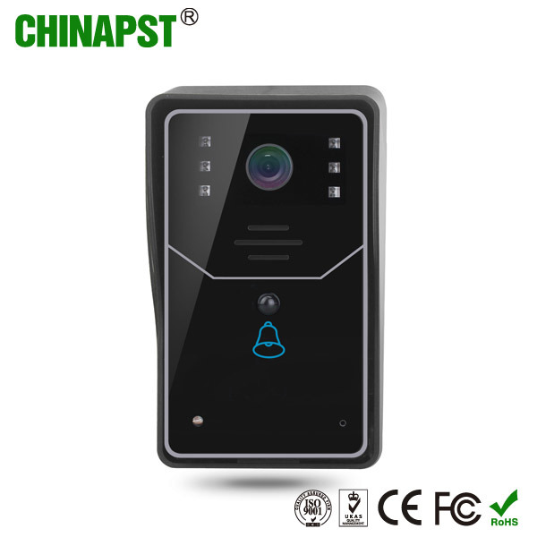 2017 Hottest Wireless Door Bell IP Video Intercom/ WiFi Door Phone (Pst-WiFi001A)