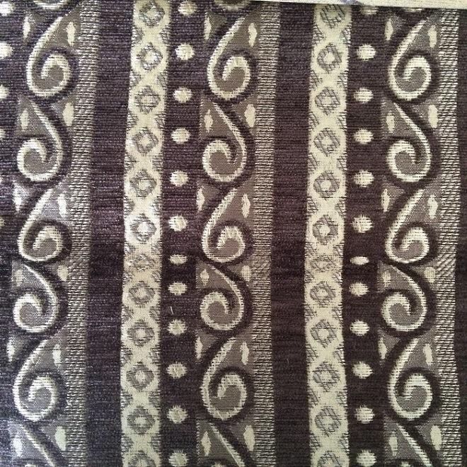 New Style Factory Wholesale Elegant Curtain Chenille Jacquard Sofa Fabric
