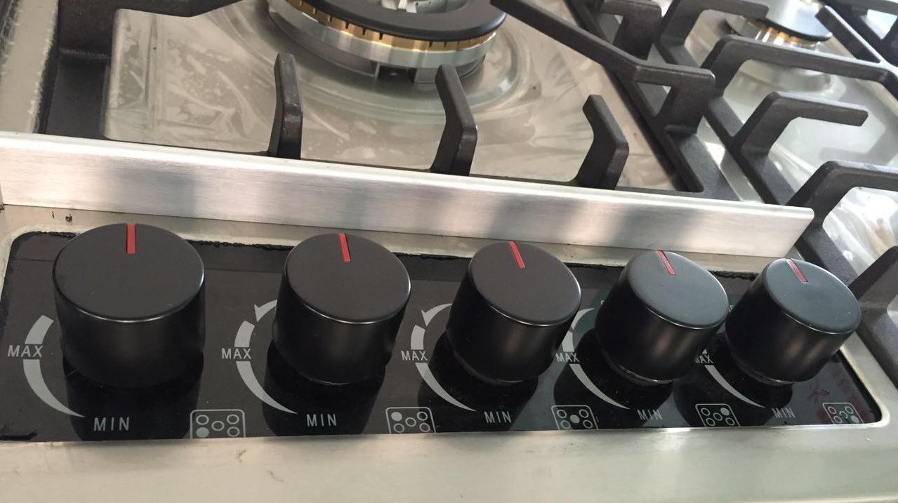 Five Burner Gas Stove (SZ-JH5214)