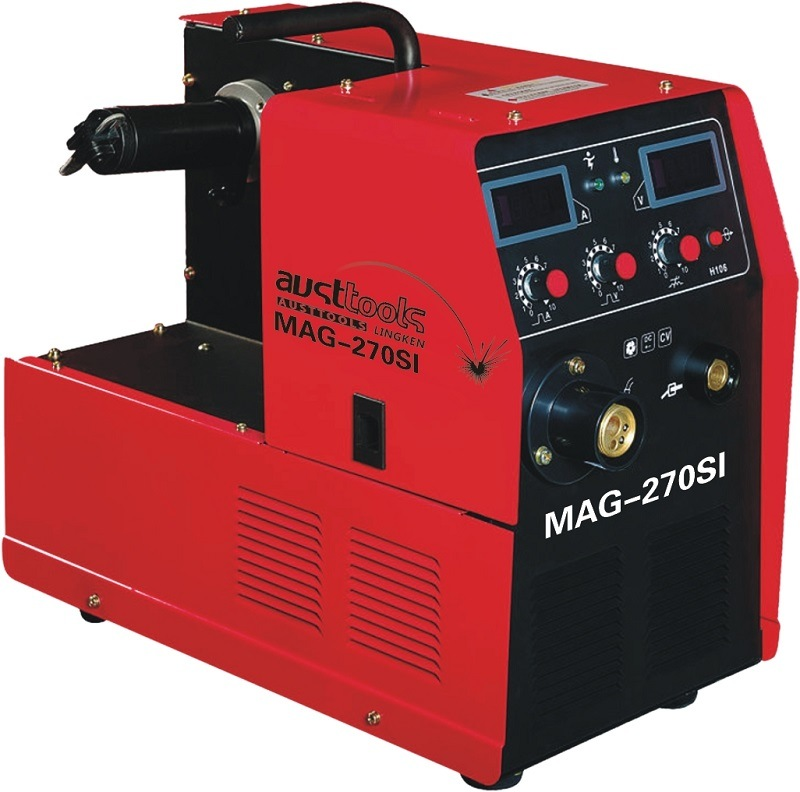 DC Inverter IGBT MMA/MIG Welding Equipment (MAG-270SI)