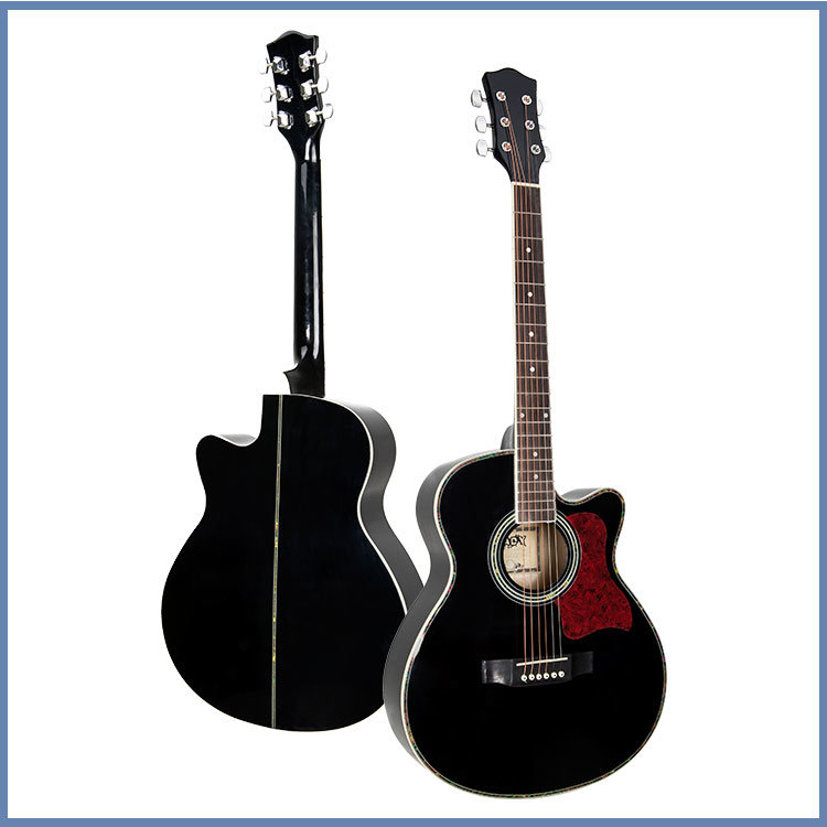 Amazon Hot Selling Professional Hollow Body Guitar