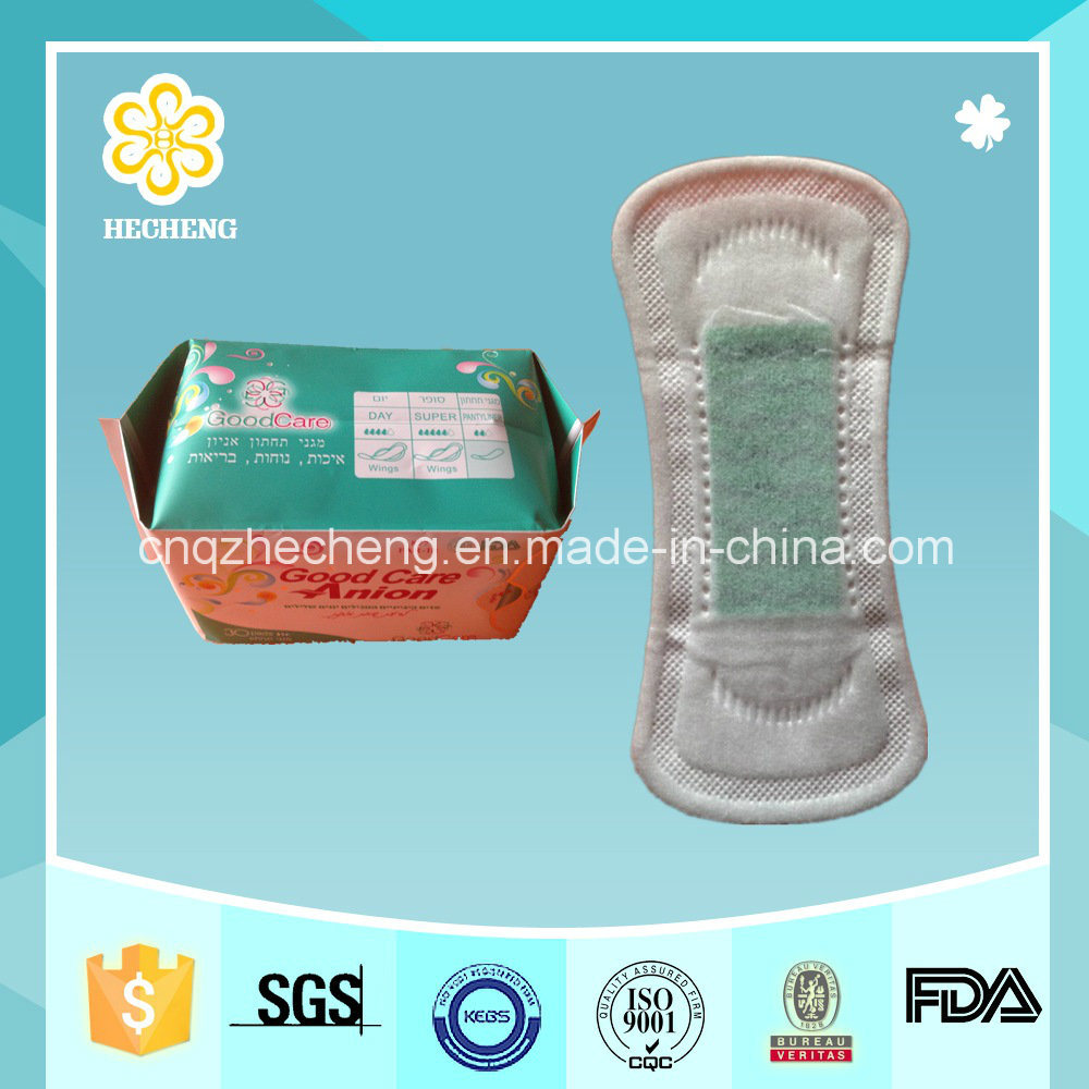 Dynamic Gift Box Anion Sanitary Napkin for Lady