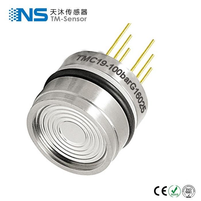 Piezoresistive Silicon Oil Filled OEM Pressure Sensor Tmc19