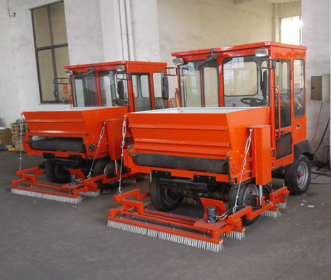 Sand/Rubber Filling Machine for Artificial Grass