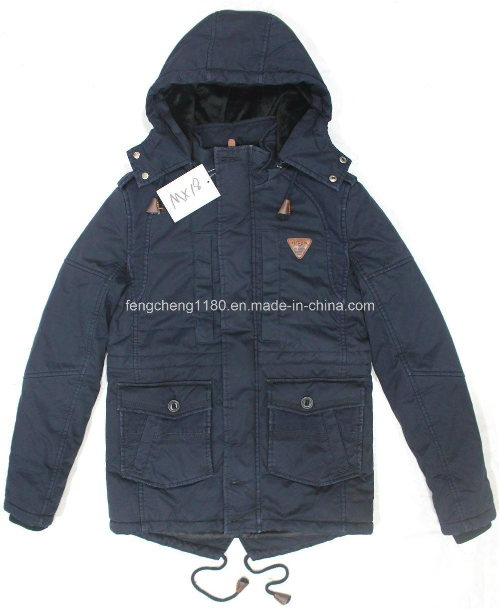 Man Winter Washing Warm Jacket / Coat