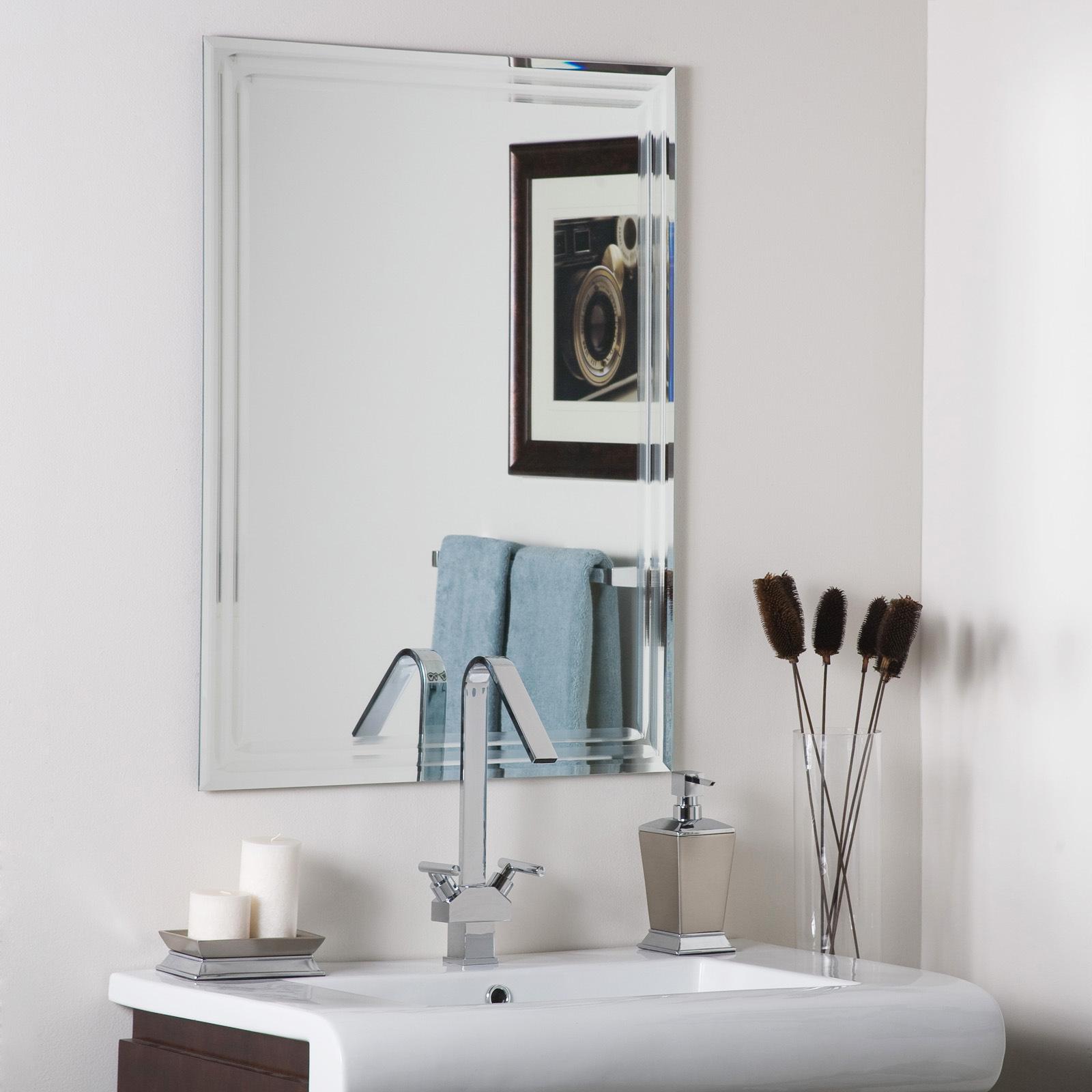 Bathroom Mirror Silver Hot Sales Waterproof Silver Mirror