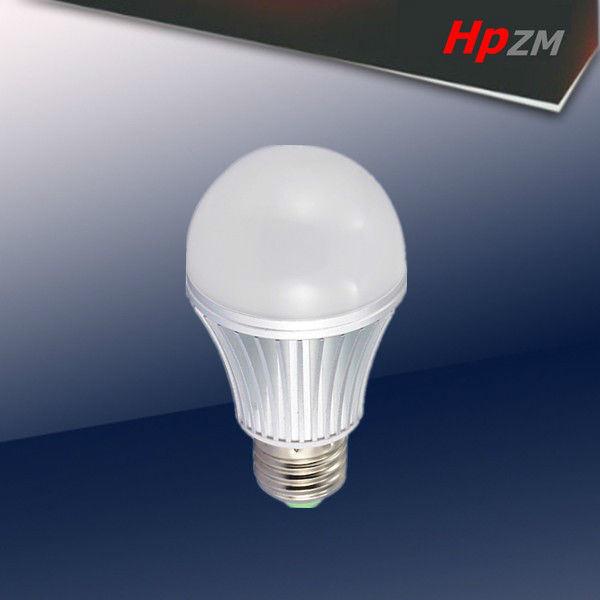 E27 SMD Light Aluminum with Plastic LED Bulb