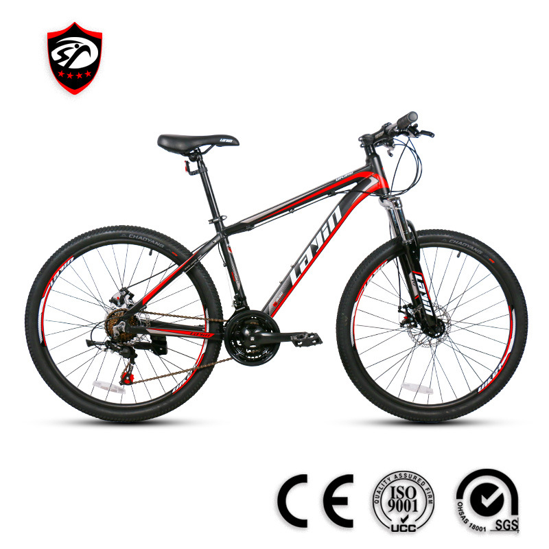"20′′/24""/26"" 21-Speed Shimano Tz Aluminum Alloy Mountain Bike"