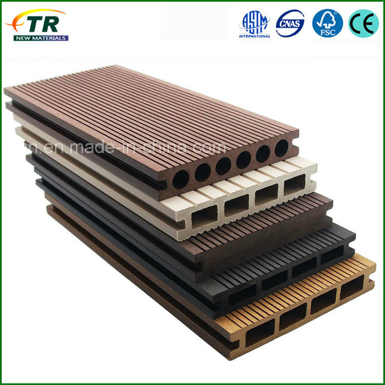 Top Quality Wood Plastic Composite WPC Decking Flooring