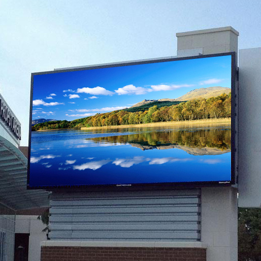 Outdoor Full Color Giant Screen LED Giant Display