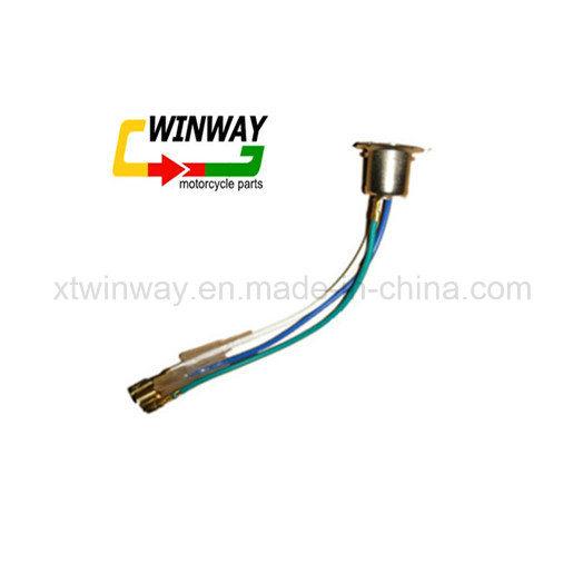Ww-8818, Motorcycle Head Lamp Socket, Holder