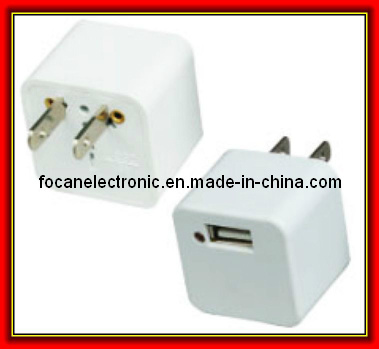 USA AC Power Adapter Wall Charger Plug