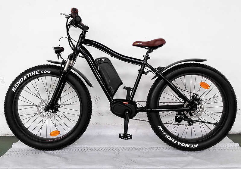 Mide Drive 8 Fun Motor Fat Tire Big Power Mountain Electric Bike