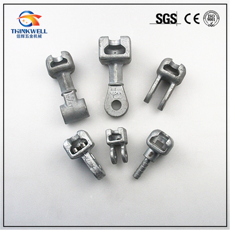 Link Insulator Fitting Socket Tongue and Clevis