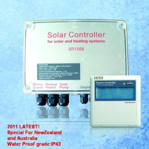 Solar Water Heater Controller Sr1068