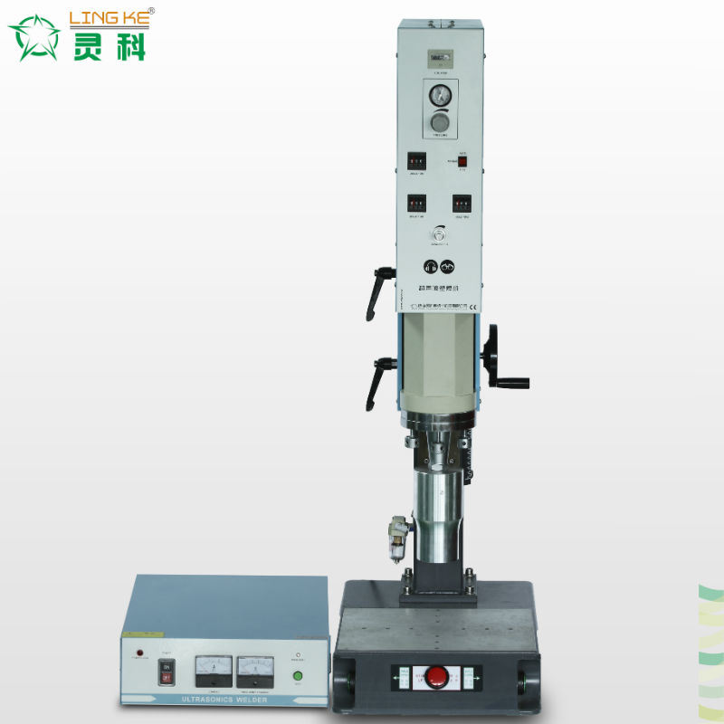 Ultrasonic Welding Machine for PP, PS, ABS, Non-Woven Plastic Welding
