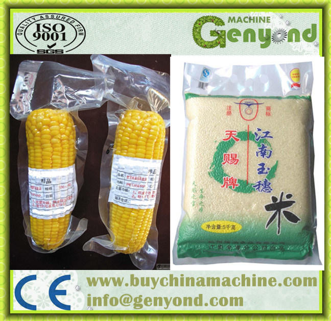 Food Continue Vacuum Packing Machine