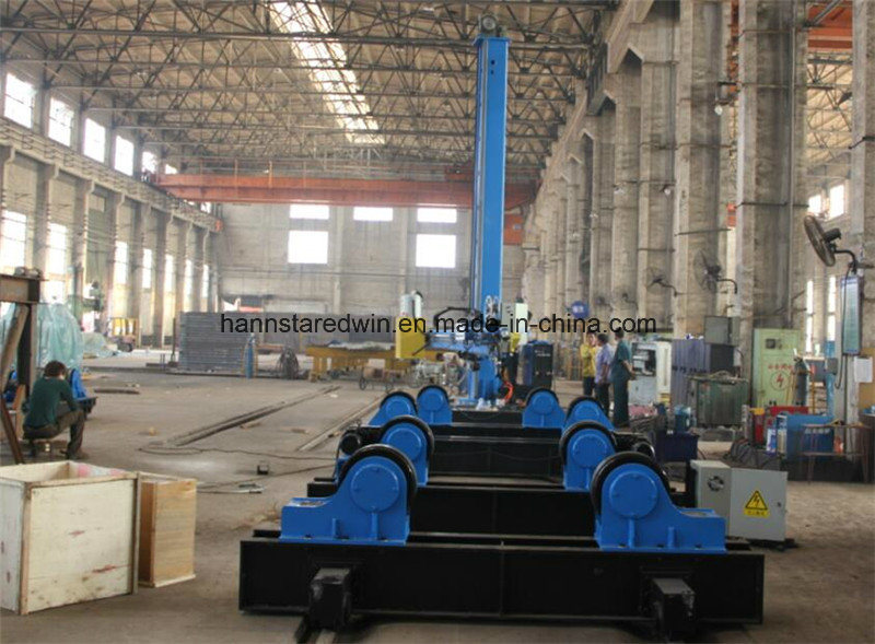 Welding Rotator Turing Roller Capacity 100t Ton