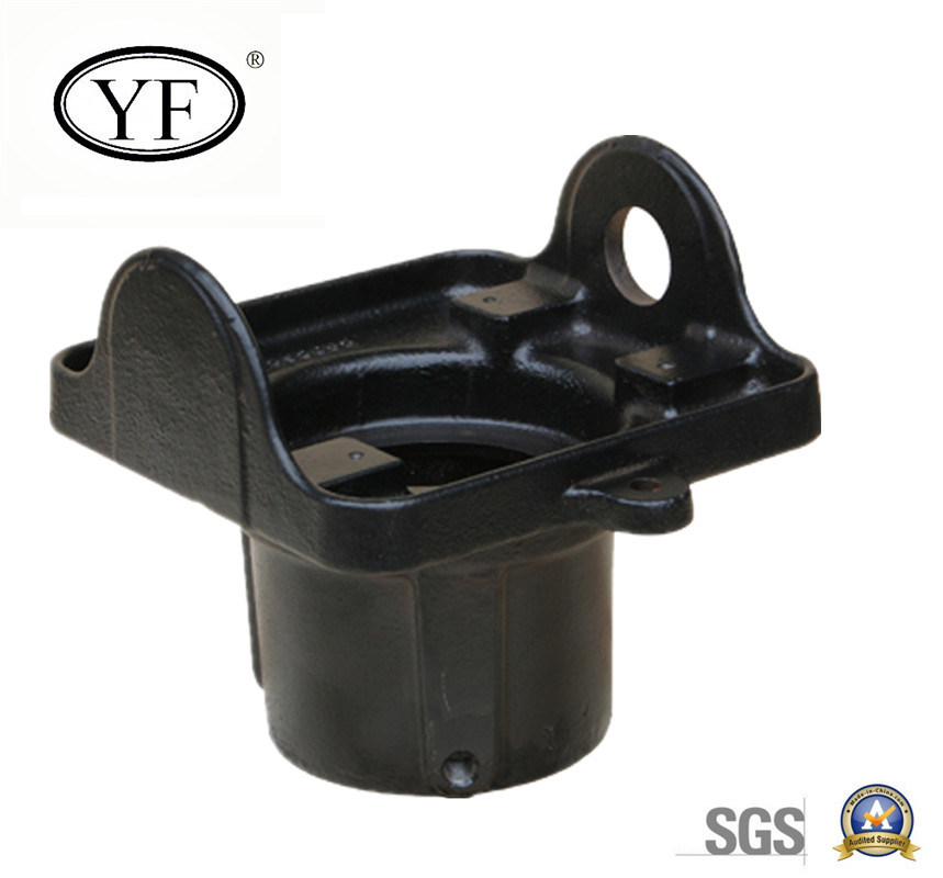 Ductile Iron Casting in Sand Casting