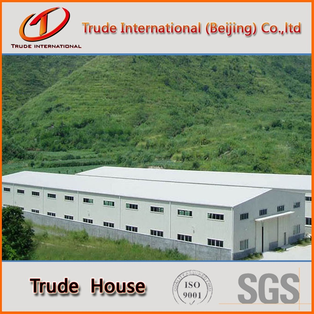 Light Steel Structure Modular/Mobile/Prefab/Prefabricated Warehouse/Store