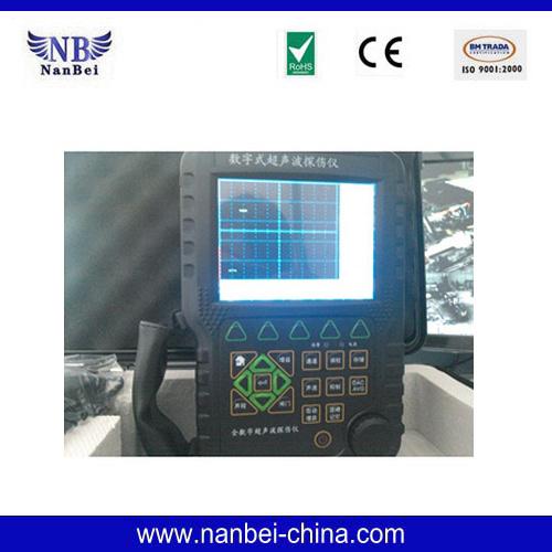 LCD Digital Ultrasonic Flaw Detector