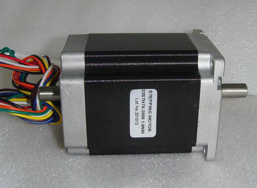 China 3 Axis Stepper Motor Kits For Cnc Rounter Photos