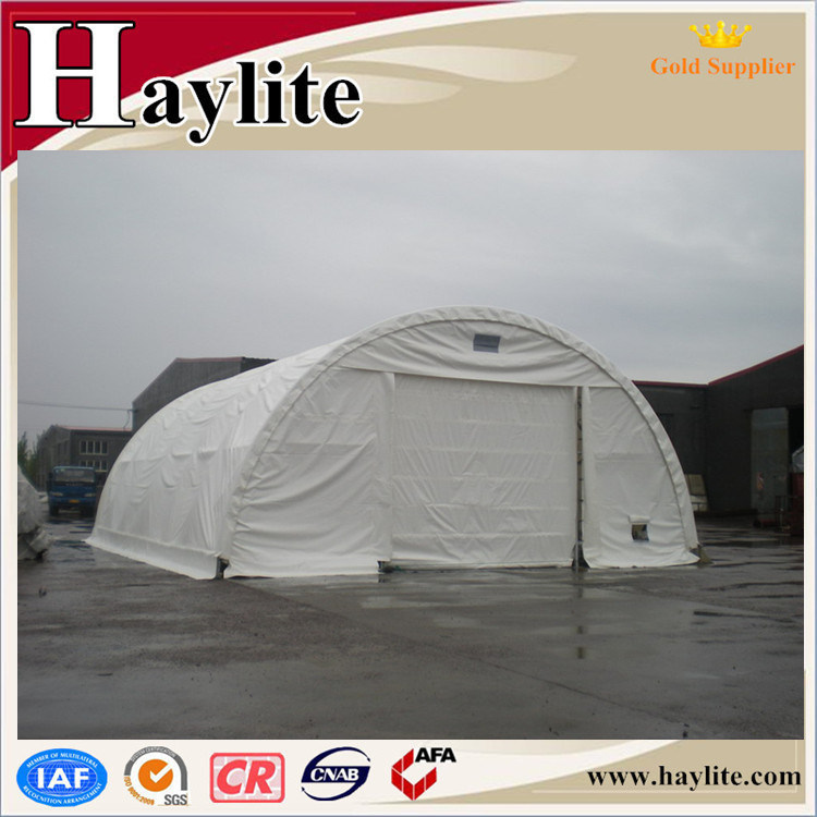 Outdoor Storage Tent Warehouse Waterproof Industry Use Manufacture Supply
