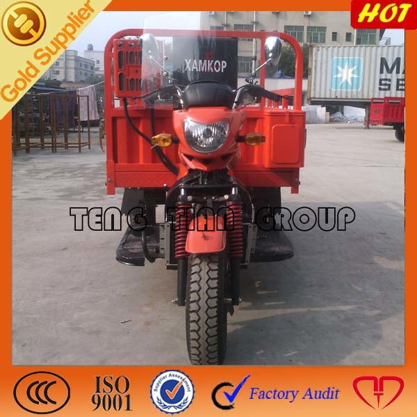 Top Chinese 3 Wheel Cargo Motorcycle