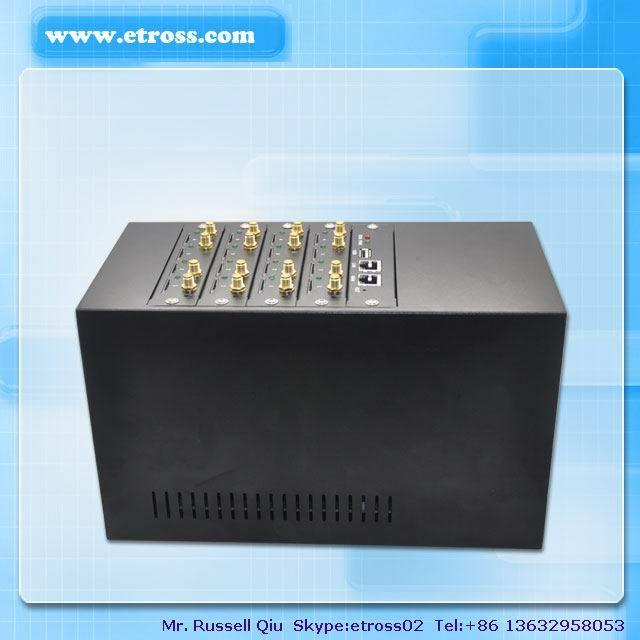 Etross Ets-16g 16 Ports GSM VoIP / GoIP Gateway (ETS-16G)