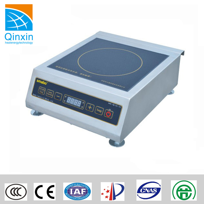 Commercial Flat Induction Cooker Hob