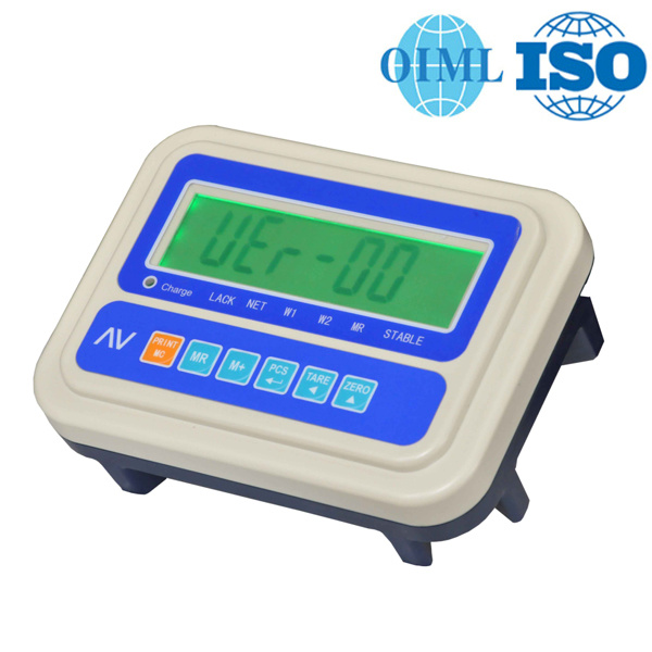 OIML Approved Electronic Digital Weighing Indicator (AAW)