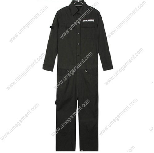 Men's Overall with Polyester/Cotton Fabricvuwc07