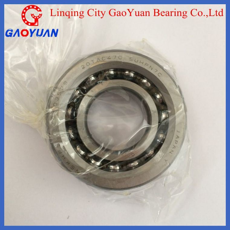 NSK Ball Screw Spindle Bearing & Angular Contact Bearing 17tac47bsuc10pn7b (NSK)