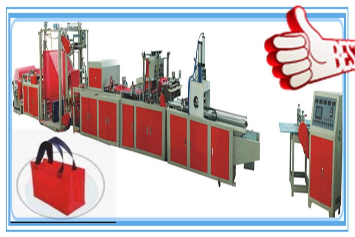 Non Woven Flat Bag Making Machine