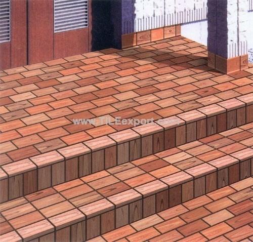 De madera como el azulejo de piso de la arcilla wl 03 de madera como el azulejo de piso de - Azulejos refractarios ...