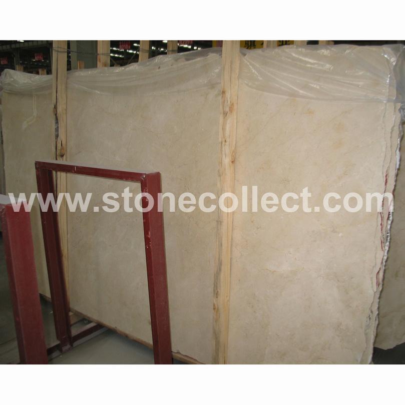 Crema Marfil Polished Big Slabs