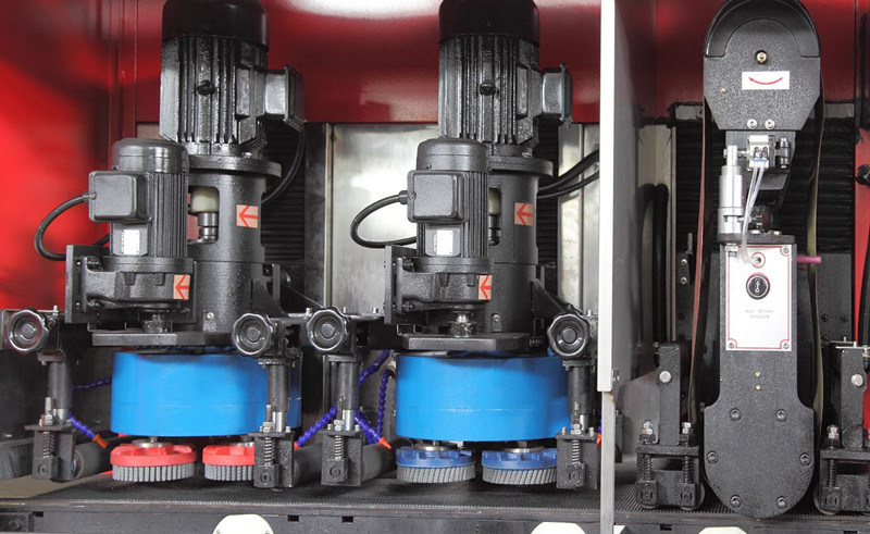 Fine Blanking Parts Deburring Machine Brushing Machine Deburring Machine