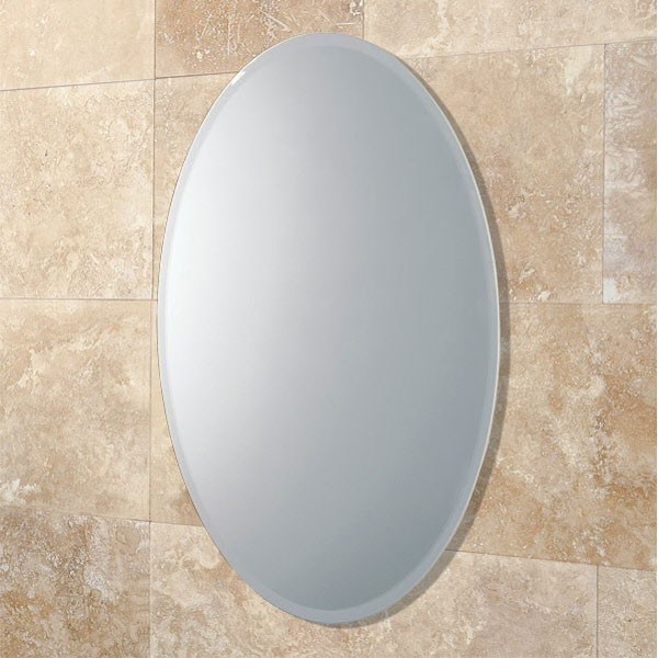 china beveled round mirror glass for bathroom mirror