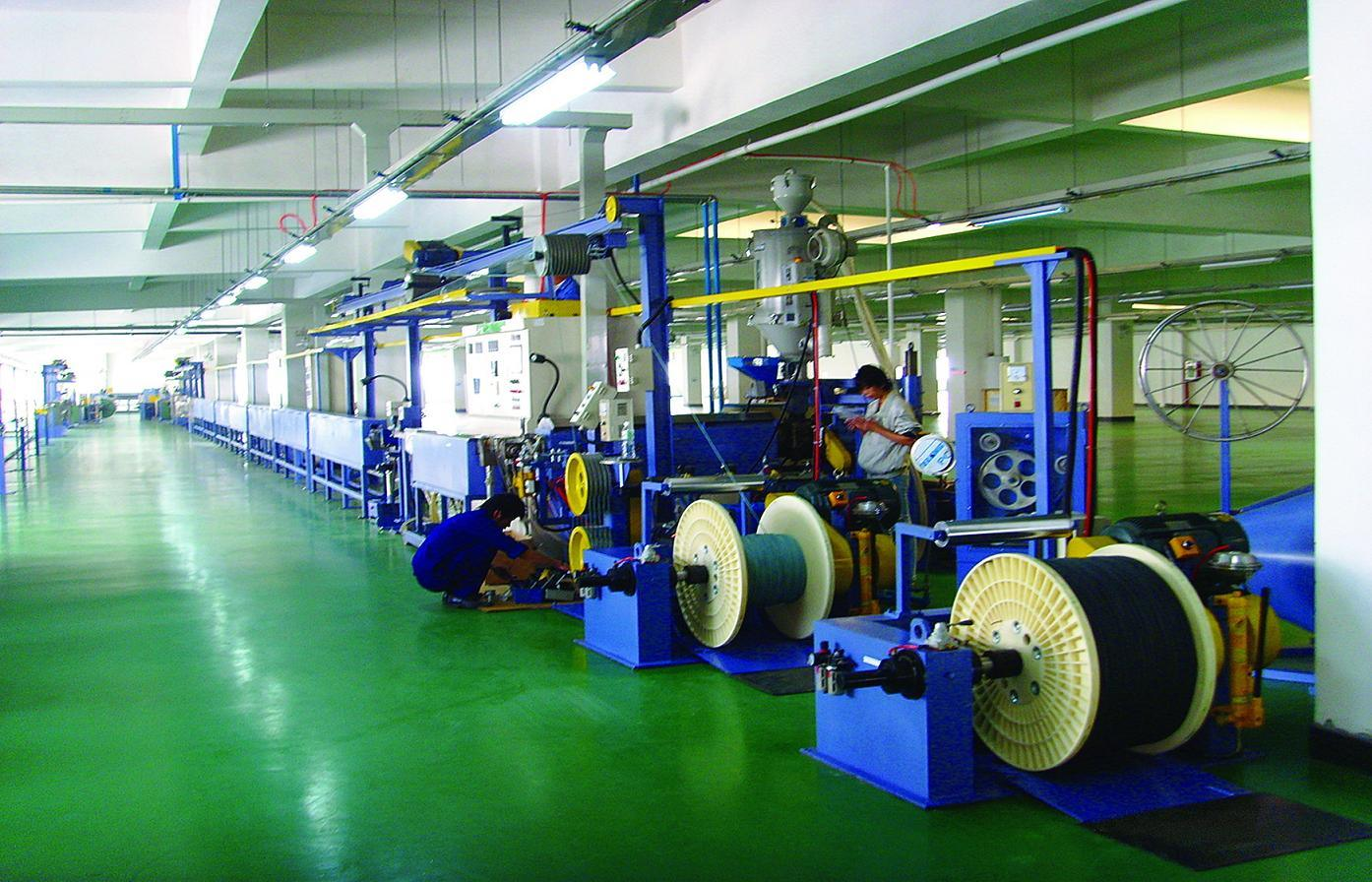 Cable Extrusion Machine Line for Silicon Rubber (EXL90)