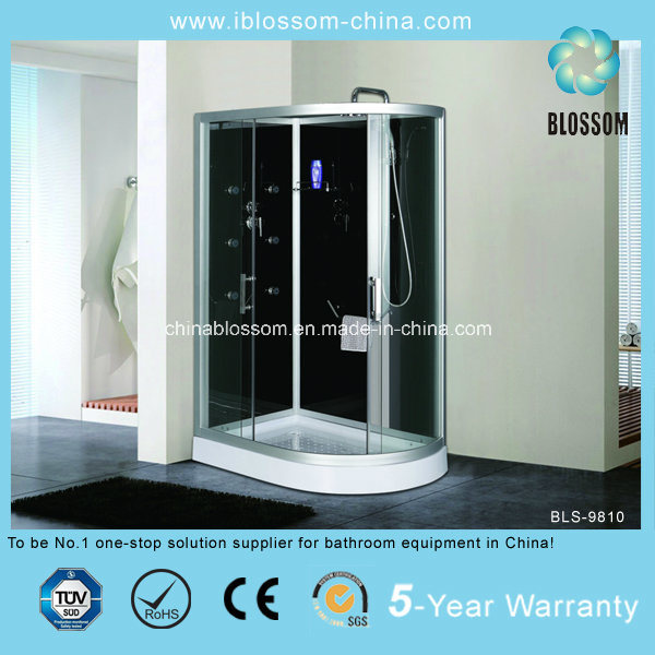 Hangzhou Made Popular Style Massage Steam Shower Room (BLS-9810)