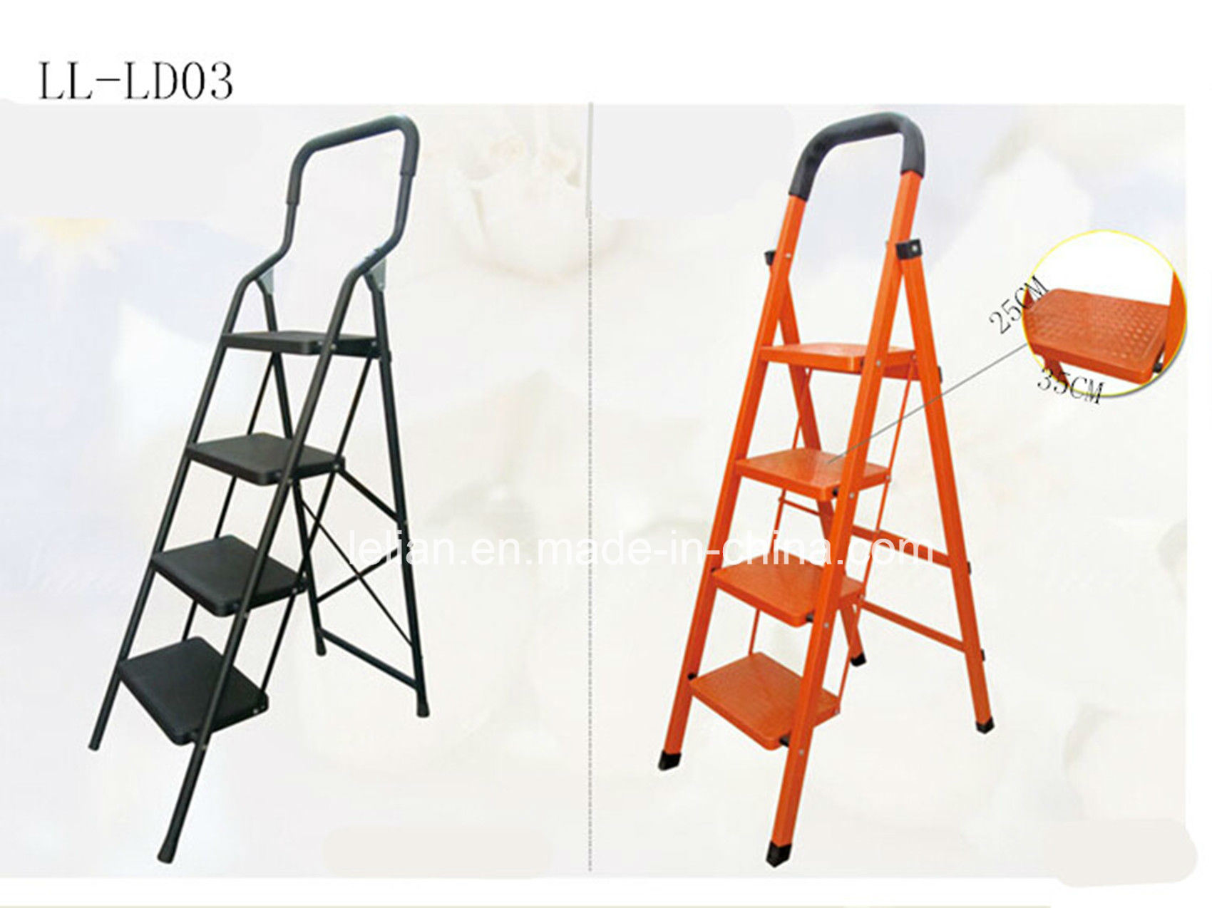 Hot Sale Strong 3 Meter Super Aluminum Ladder with En131 Approved Ladder