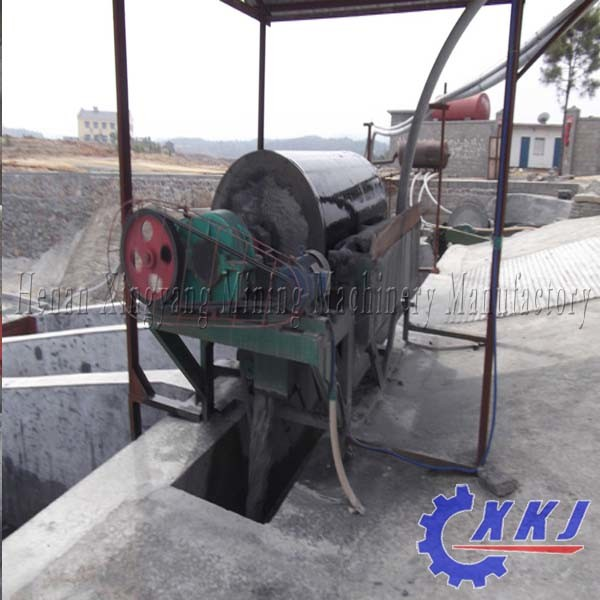 Iron Sand Magnetic Separator, Ore Sand Processing Magnet Separator, Magnetic Separator