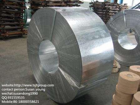 Vorious Galvanized Strip Steel Have Stock