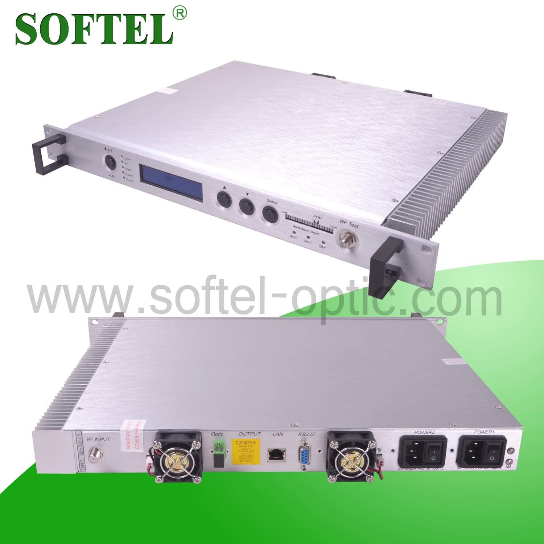 1310nm 2-32mw Fiber Optic Transmitter