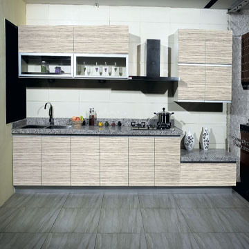 Modular Kitchen Cabinet (dm-9657)