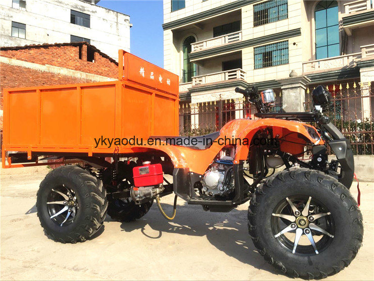 Automatic Farm ATV 4 Stroke with Snow Tire