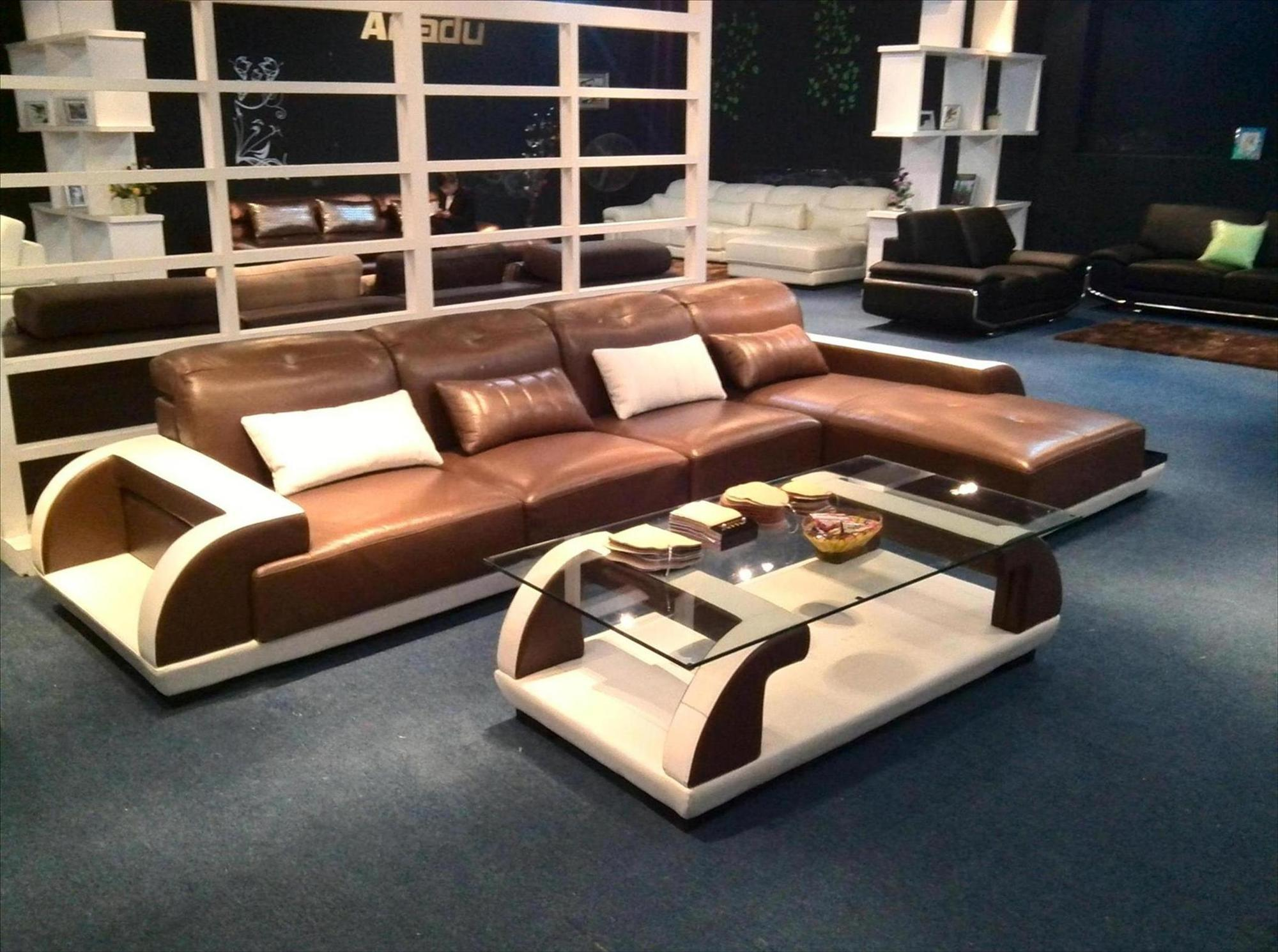 China wholesale chinese latest brown sofa and recliner for Furniture sets