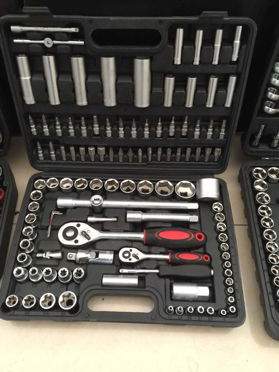 108 PCS Socket Tools Set