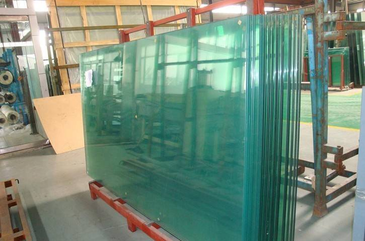 3-19mm Safety Shaped Tempered Glass-Toughened Glass (SG-TG)