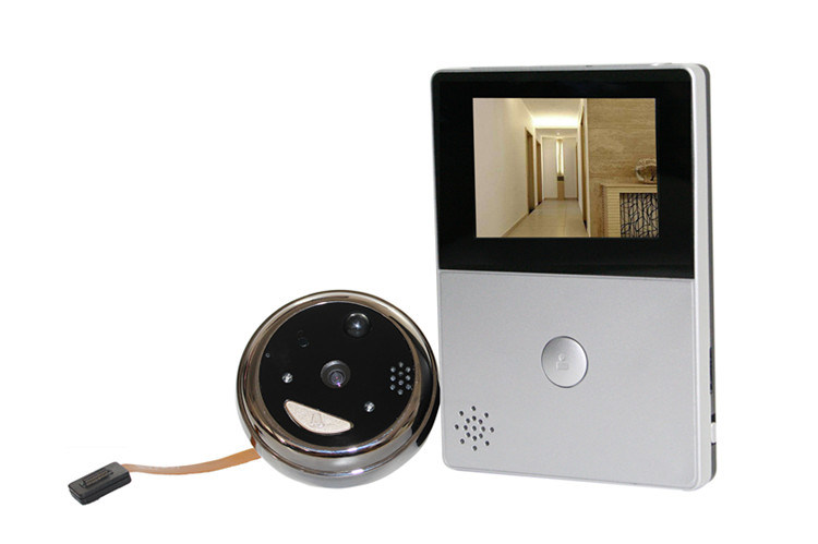New Arrival Cat Eye Video 2.8 Inch Hq Screen WiFi Doorbell Camera